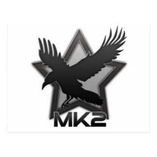 XR2 MK2 Ravenstar Postcards