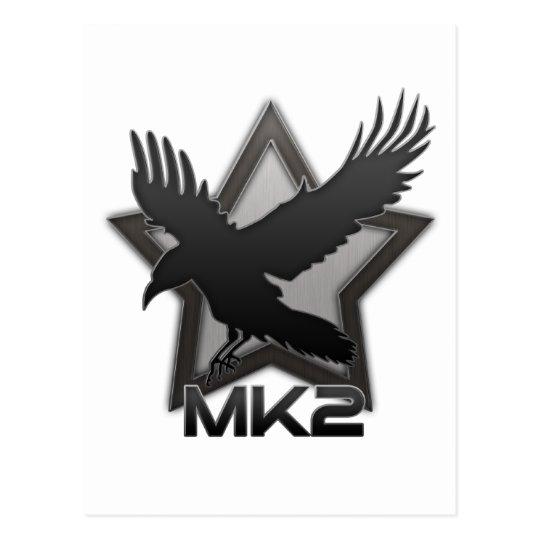 XR2 MK2 Ravenstar Postcard