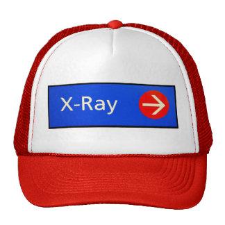 XRAY cap Hats