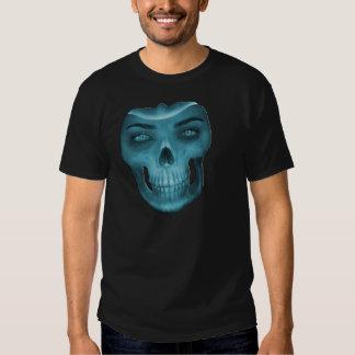 Xray Female Skull T-shirt