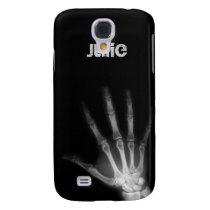 xray hand unique 3 casing samsung s4 case