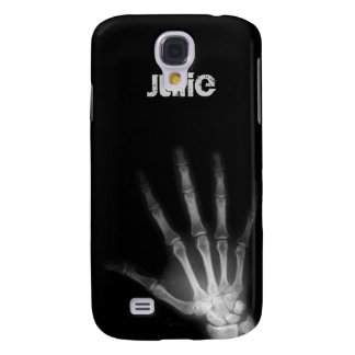 xray hand unique 3 casing samsung s4 case
