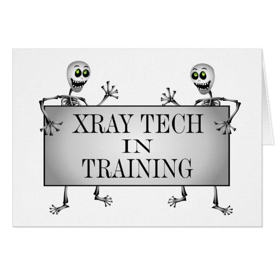 Xray In Training Card