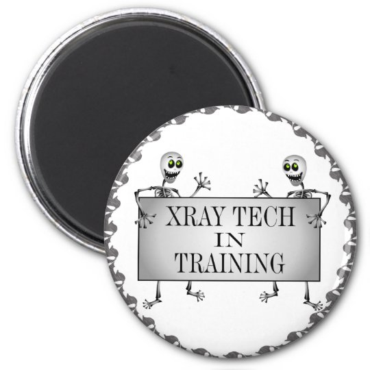 Xray In Training Magnet