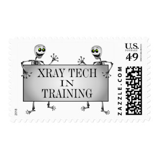 Xray In Training Postage