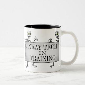 Xray In Training Two-Tone Coffee Mug
