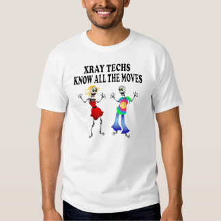 XRAY KNOW ALL MOVES T-SHIRT