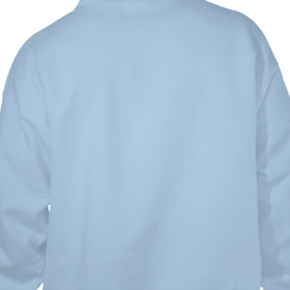 Xray photo of Spider Conch Back Design Hooded Sweatshirts