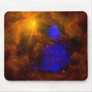 XRay Santa Claus in Orion Mouse Pad