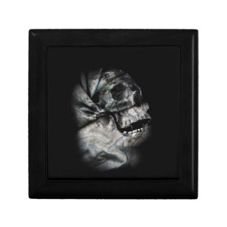 XRay Skull Head Scan Skeleton Jewelry Box