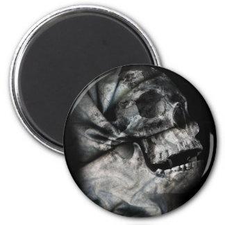 XRay Skull Head Scan Skeleton Magnet