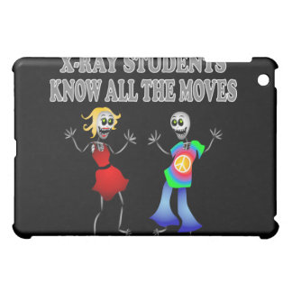 Xray Students Know All The Moves IPAD SKIN Cover For The iPad Mini