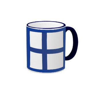 Xray X Signal Flag Mug