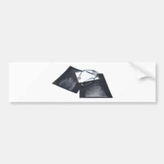 XrayMedicalResearch061209 Bumper Sticker