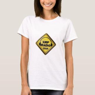 XRP Radio Womens White T-Shirt