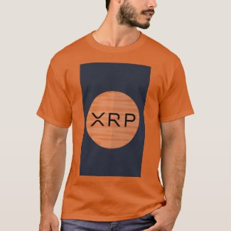 xrp, ripple, art moon logo tshirt