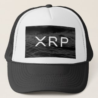 xrp, Ripple black hat cap