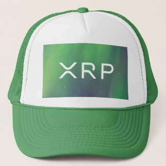 xrp, Ripple green hat cap