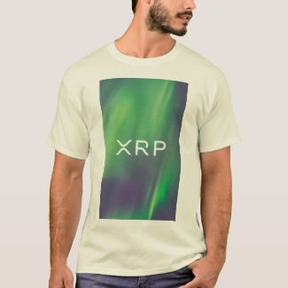 XRP, Ripple light art tshirt