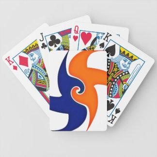 Xrystallize Logo - Bicycle Playing Cards