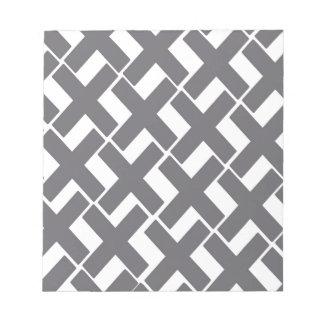 Xs gris y blanco bloc