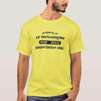 XS Technologies T-Shirt