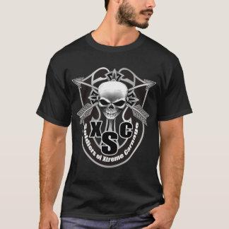 xSc emblem cross T-Shirt