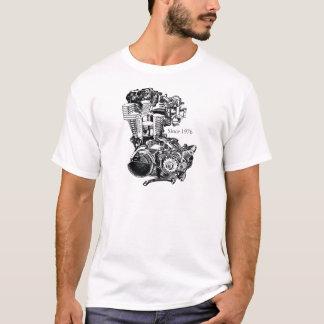 XT 500 Engine 1 T-Shirt