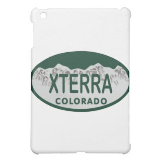 xterra license oval cover for the iPad mini