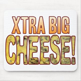 Xtra Big Blue Cheese Mouse Pad