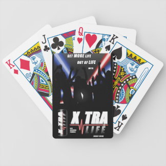 Xtra-Life Energy Drink playing cards