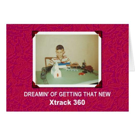 Xtrack 360 Christmas Card