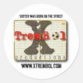 XTremBol Sticker