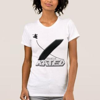 Xtreme Clasificado-Skatergirl Camiseta