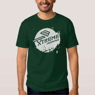 Xtreme Ironing Basic Forest Green T-shirt