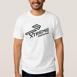 Xtreme Ironing Basic T-shirt