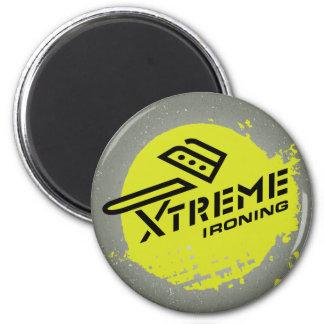 Xtreme Ironing Magnet 3