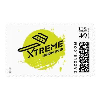 Xtreme Ironing Stamp 2