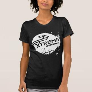 Xtreme Ironing Women's Destroyed T-shirt