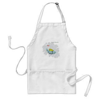 Xtreme Manatee Skydiving Adult Apron
