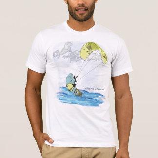 Xtreme Mantee Kitesurfing T-Shirt