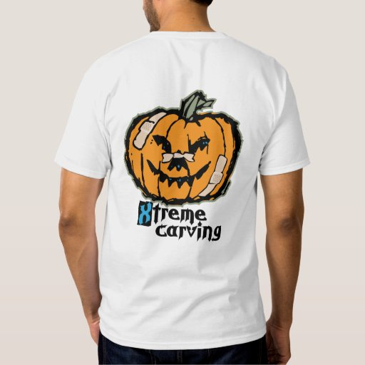 Xtreme Pumpkin Carving Shirt
