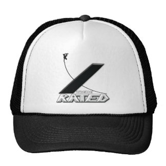 Xtreme Rated-Skaterguy Mesh Hat