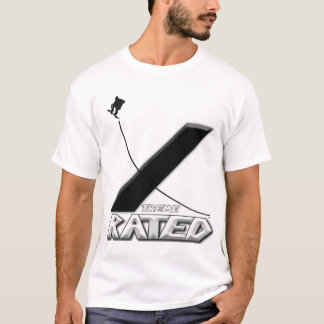 Xtreme Rated-Snowboarder T-Shirt