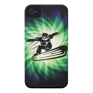 Xtreme Snowboarding iPhone 4 Cases