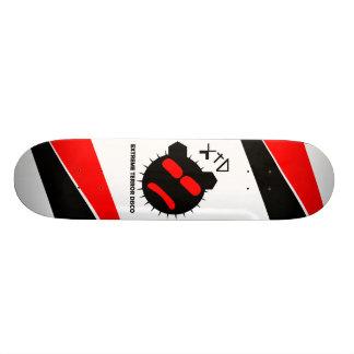 XTREME Terror Disco Skateboard Deck