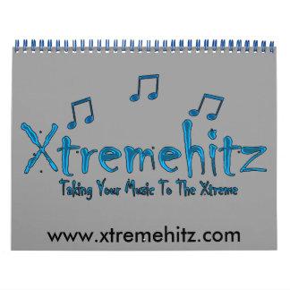 XTREMEHITZ.COM CALENDAR