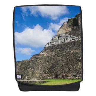 Xunantunich Mayan Ruin in Belize Backpack