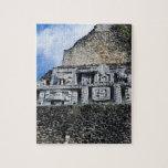 """Xunantunich Mayan Ruin in Belize Jigsaw Puzzle<br><div class=""""desc"""">Xunantunich Mayan Ruin in Belize</div>"""