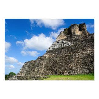 Xunantunich Mayan Ruin in Belize Photo Print